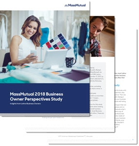 MassMutual 2018 Business Owner Perspectives Study